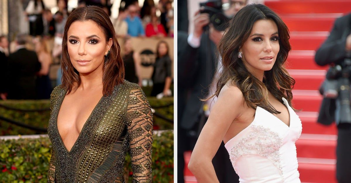 15 Of Eva Longoria's Best Red Carpet Looks Because They Deserve To Be Seen Over And Over