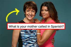 what is your mother called in spanish
