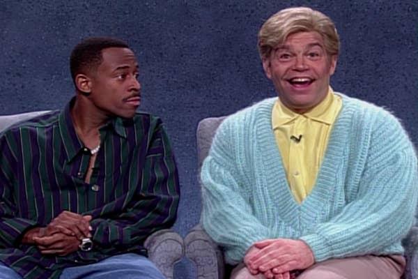 Martin Lawrence's SNL episode