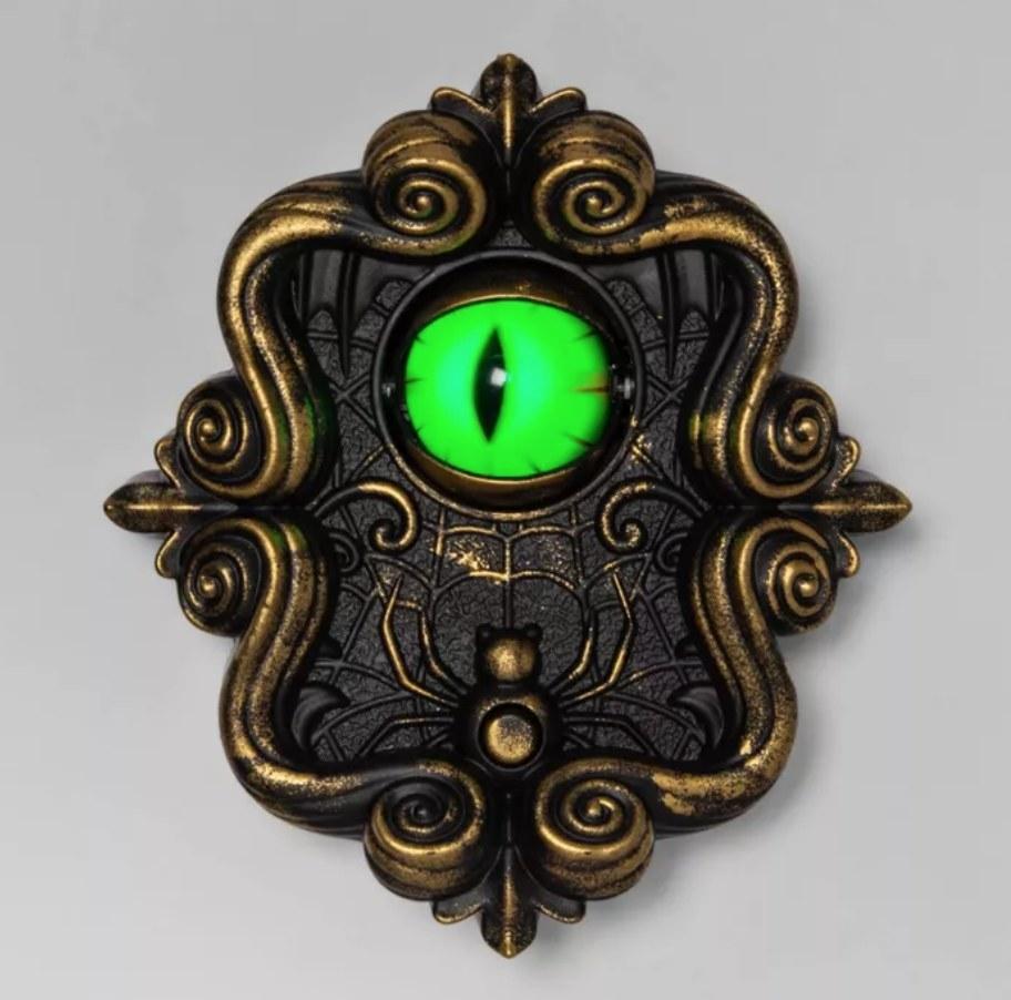 the eyeball doorbell