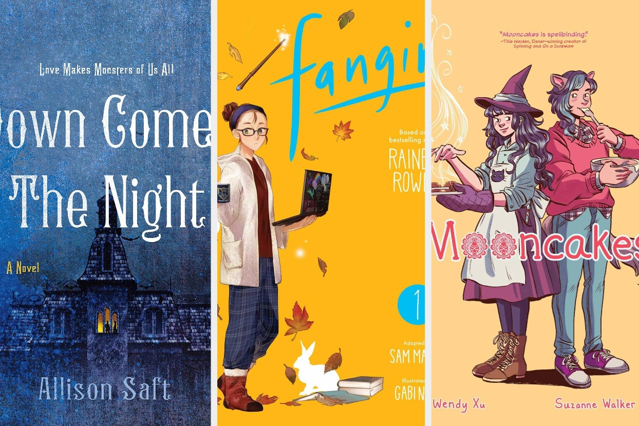 8 Books For The Cozy Fall Lover, And 8 Books For The Moody Fall Lover