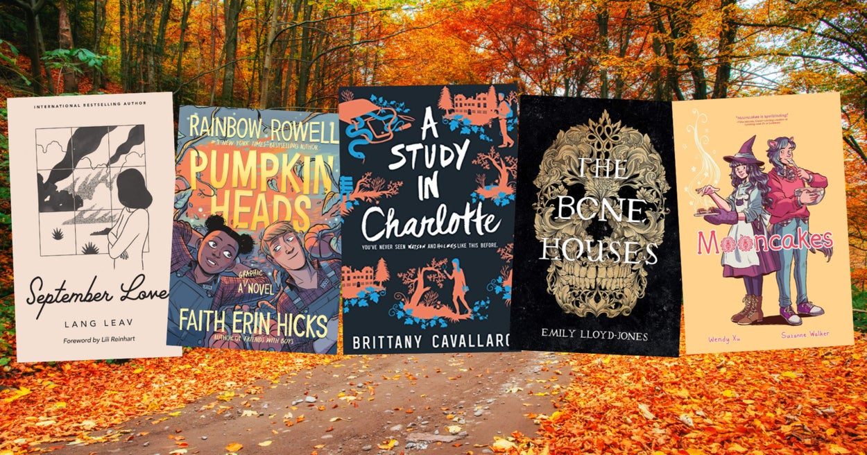 8 Books That Will Give You All The Cozy, Autumn Vibes, And 8 Books For Those Who Love A Moody And Atmospheric Experience
