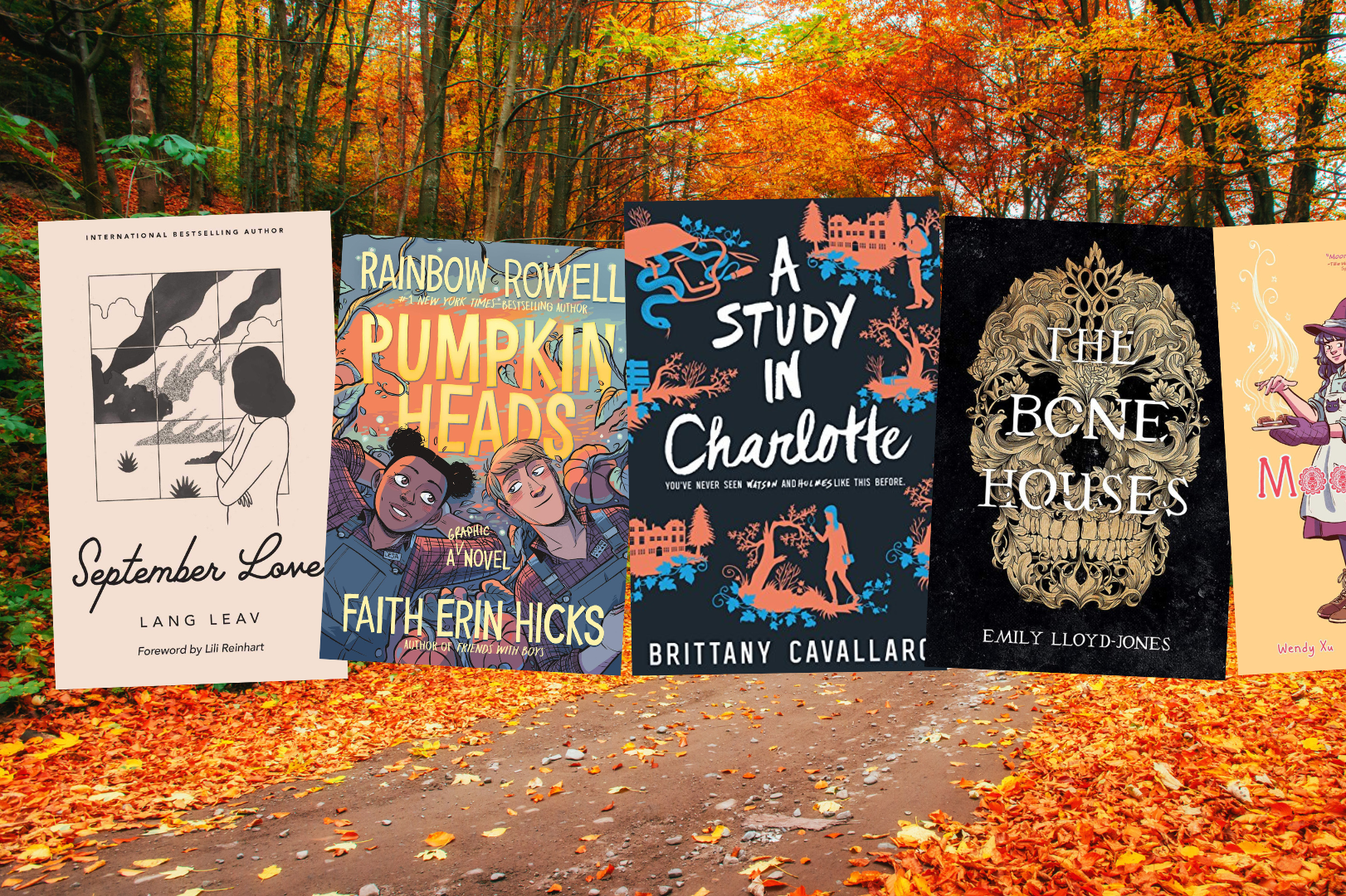 16 Books That Will Get You In The Biggest Autumn Mood