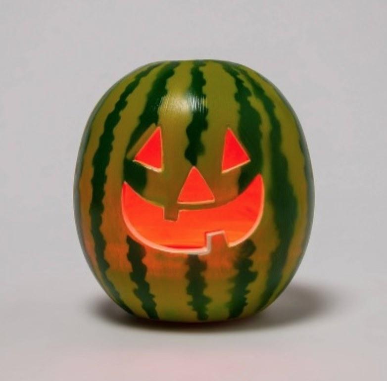 the watermelon pumpkin