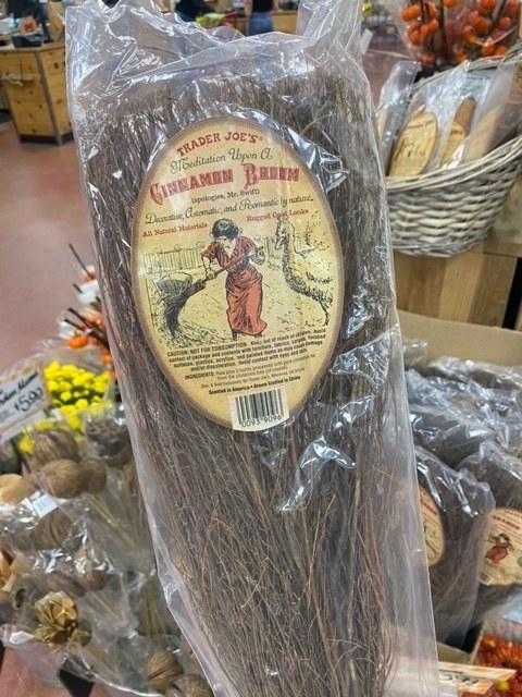 Cinnamon Brooms