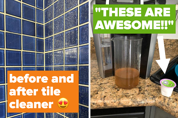 """32 Cleaning Products That'll Make You Think """"Why Didn't I Start Buying This Years Ago"""""""