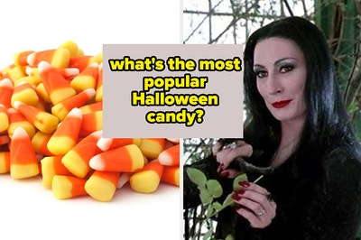 whats the most popular halloween candy?