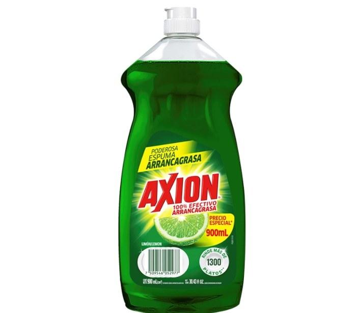 Foto de jabón para lavar los trastos de la marca Axion