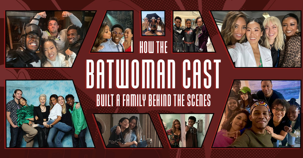 """How The """"Batwoman"""" Cast Built A Family Both On And Offscreen"""