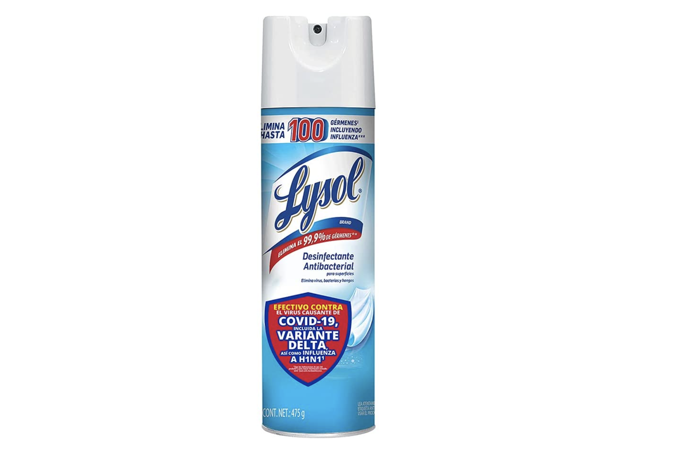 Spray desinfectante Lysol