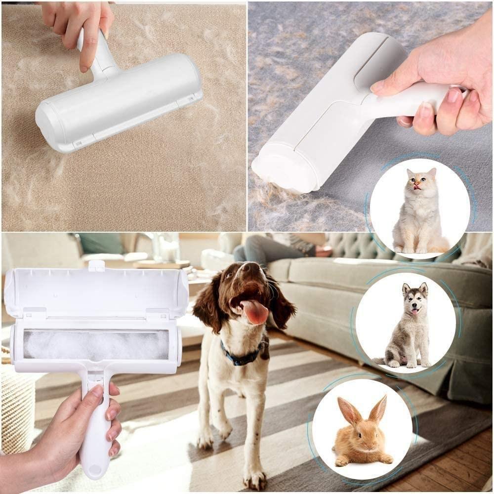 Rodillos quitapelos para mascotas