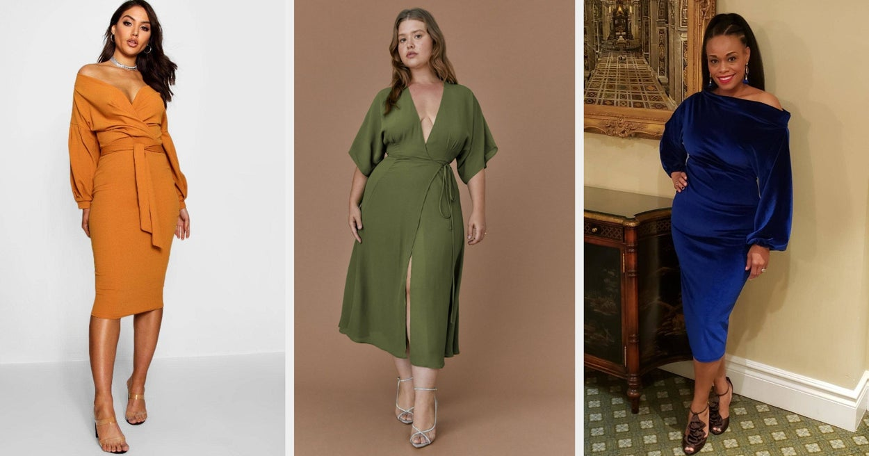 29 Dresses To Wear To A Wedding...And Then Add To Your Daily Rotation