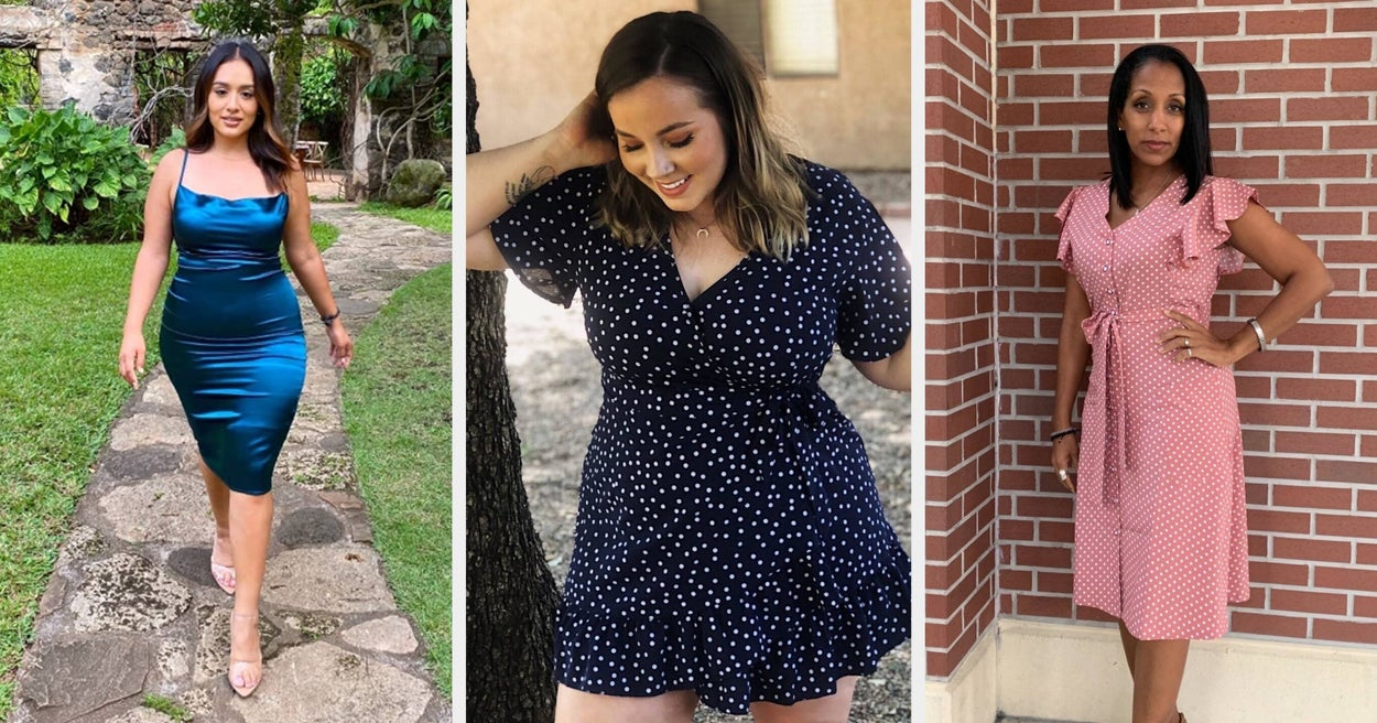 27 Dresses That Are Perfect For Special Occasions *And* Won't Break The Bank
