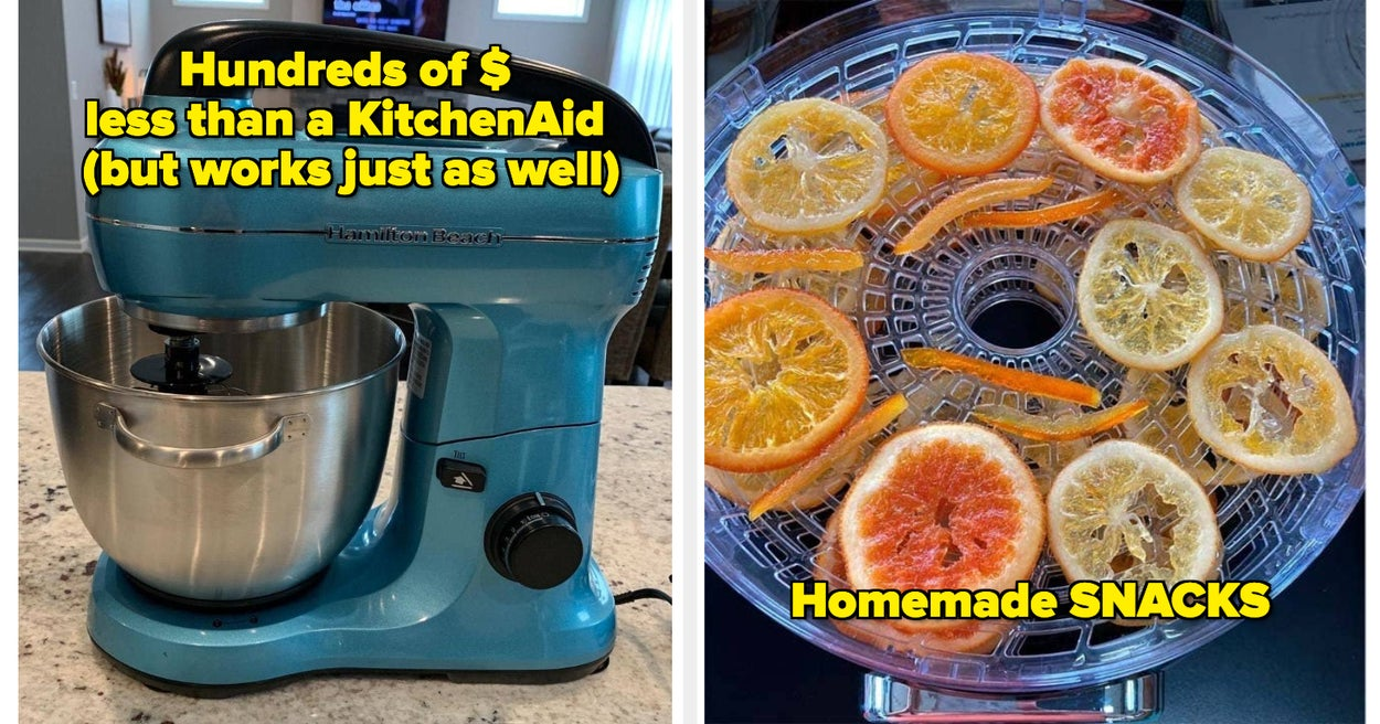 26 Kitchen Products That People Say Work Just As Well As Their Pricier Counterparts