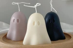 the ghost candles