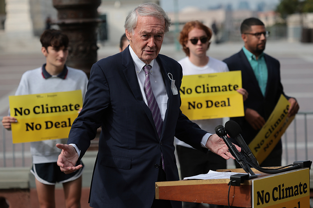 Congress Might Blow Its Biggest Opportunity To Tackle The Climate Crisis