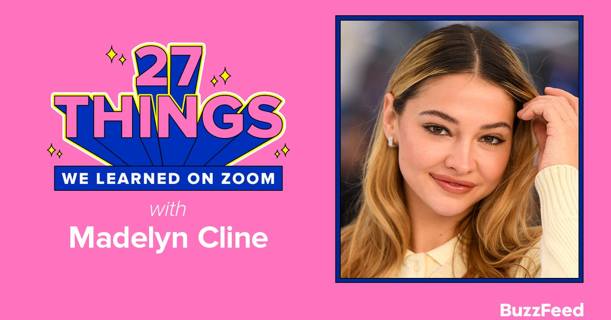 Madelyn Cline On Being Cast In