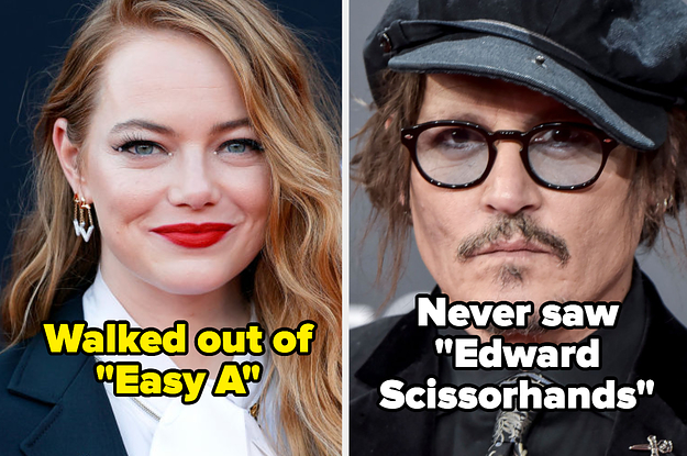 17 Celebs Who Starred In Iconic Films And TV Shows Then Refused To Watch Them