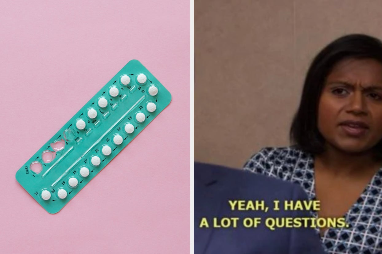 20 Questions You May Have Had About Birth Control, Answered By An Expert