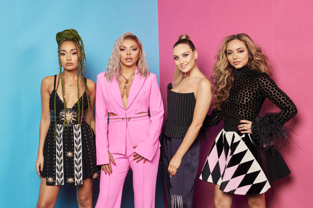 Little Mix in a promotional photo