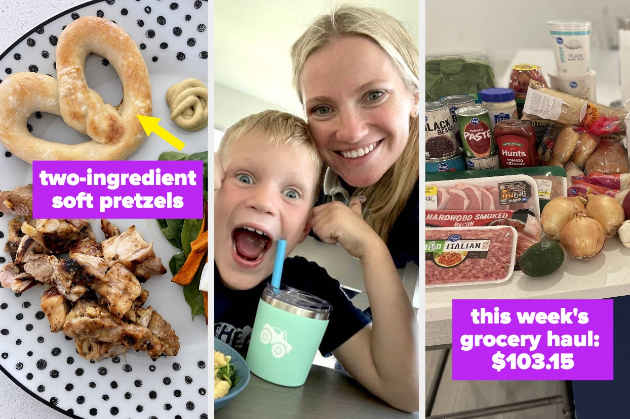 Honey-Garlic Chicken, Air Fryer Sweet Potatoes, 5-Minute French Toast, And A Dozen Other Recipes My Family Cooked And Ate This Past Week
