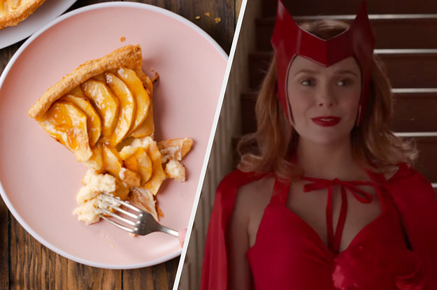 Eat At This All-You-Can-Eat A-Z Fruit Dessert Buffet To See Which Iconic Witch You Are
