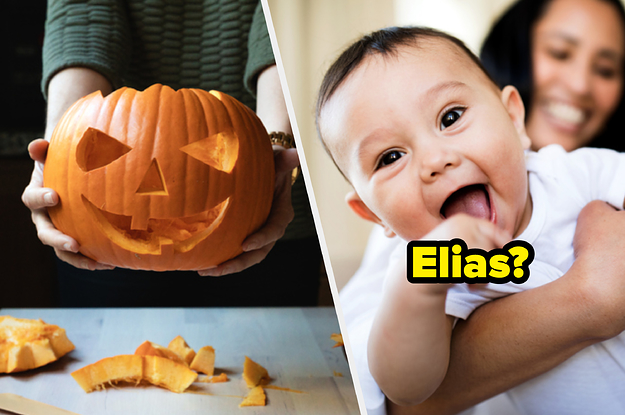 We'll Give You A Unique Name For Your Future Baby Based On The Fall-Themed Activities You Choose To Do
