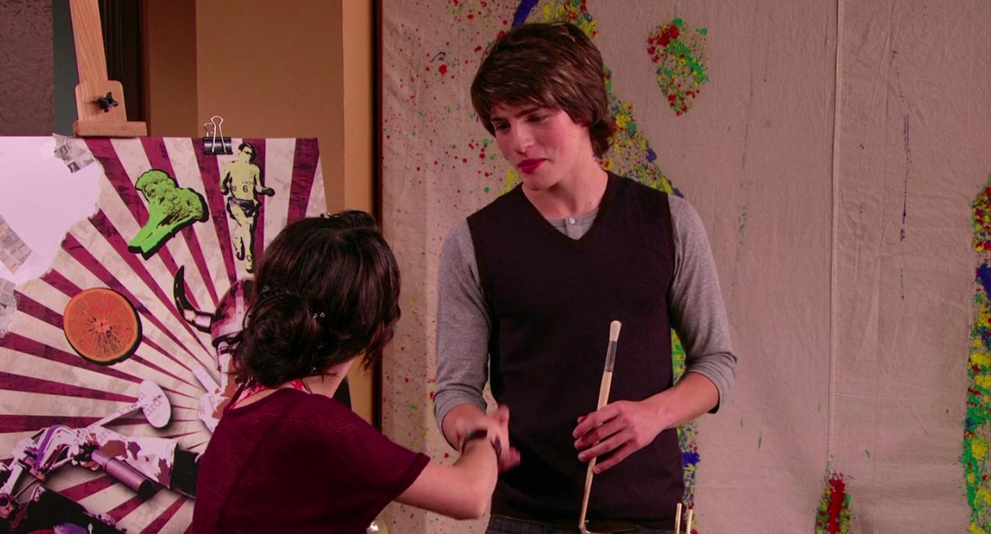 Mason first meeting Alex