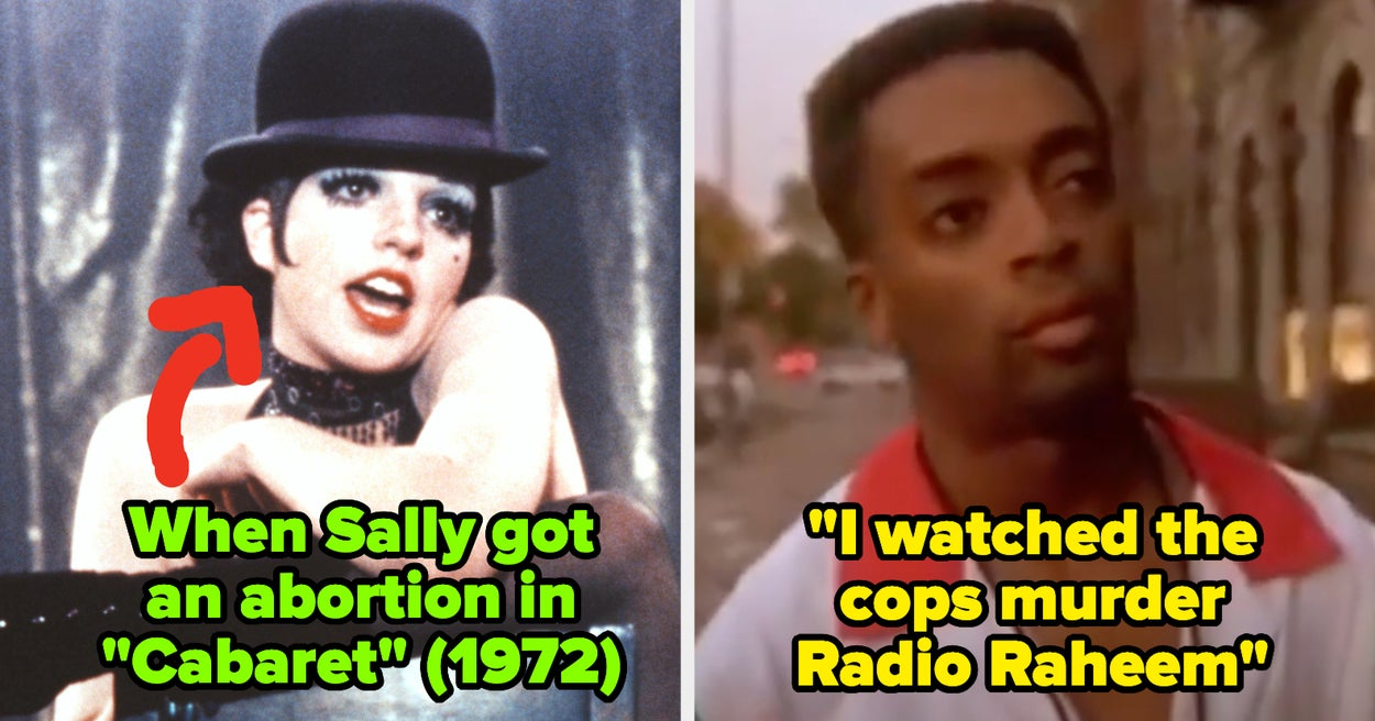 People Shared Old Movie Moments That Were Revolutionary When They Were Released, And There's No Argument From This Corner