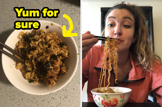 I Tried The Mega Viral TikTok Ramen Recipe And My Mouth Is Watering Just Thinking About It