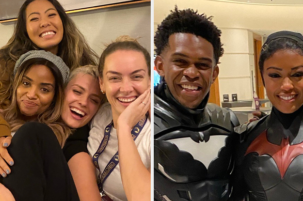 The Batwoman Cast Breaks Down Their Offscreen Friendships, How Important Representation Is, And Much More