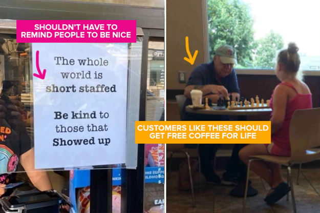 Here Are 13 Things Dunkin' Donuts Customers Do That Make Employees Furious And 6 Things That Make Them Happy