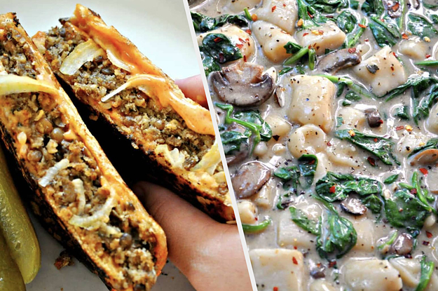 27 Cozy Plant-Based Recipes For Fall You'll Love
