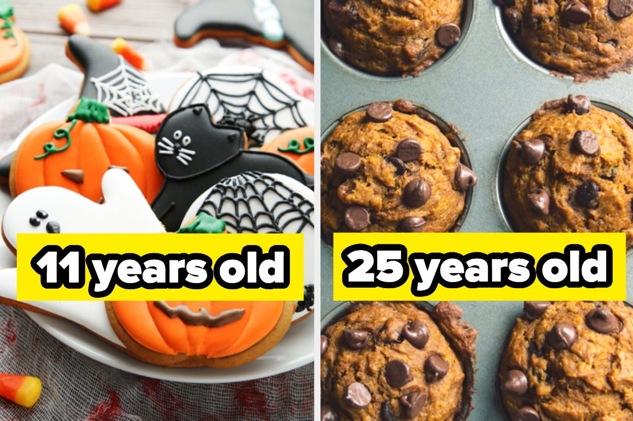 Eat Some Cozy Fall Foods And We'll Tell You How Old Your Taste Buds Are