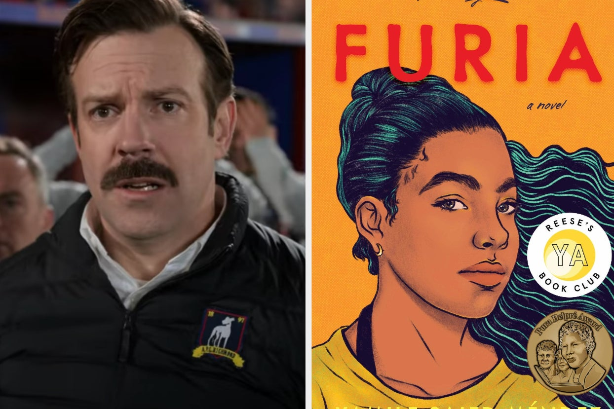 """19 Books That """"Ted Lasso"""" Fans Will Adore"""