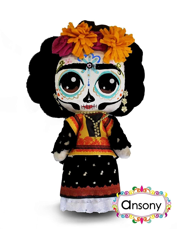 Muñeca Frida catrina