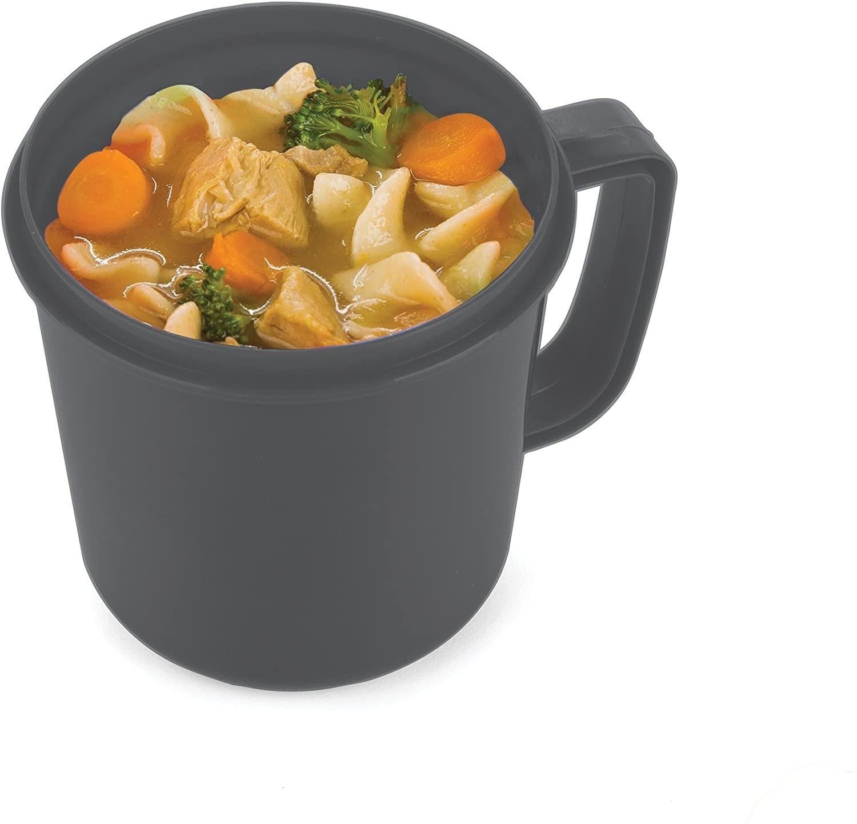 Taza de sopa grande