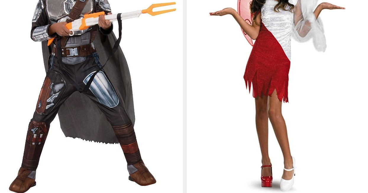 20 Kids' Halloween Costumes From Amazon They'll Actually Want To Wear