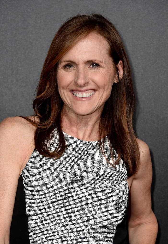 Molly Shannon arrives at the 2nd Annual Rebels With A Cause Gala