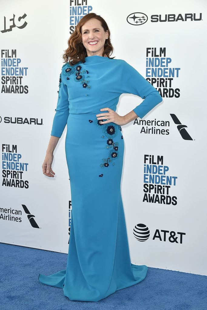 Molly Shannon attends the 2019 Film Independent Spirit Awards