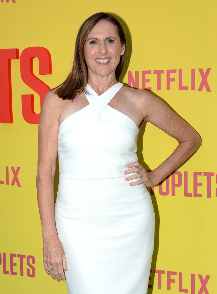 Molly Shannon attends the Netflix World Premiere Of 'SEXTUPLETS'