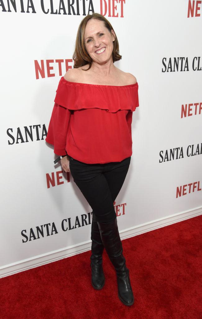 """Molly Shannon attends the """"Santa Clarita Diet"""" Premiere"""