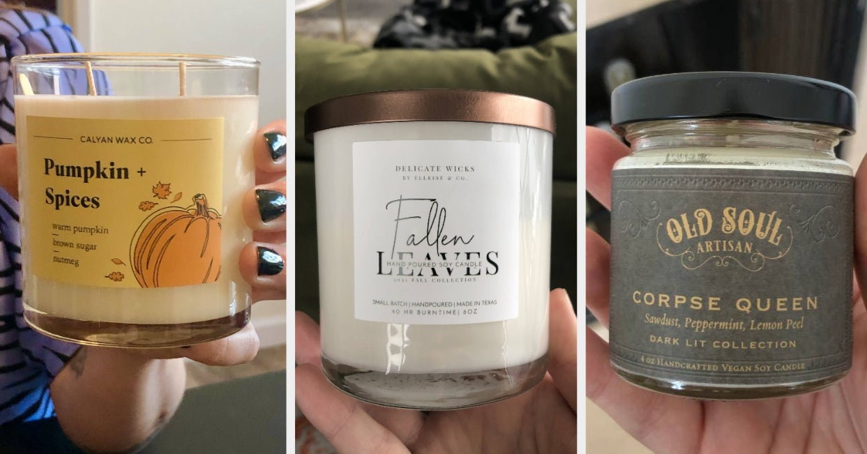 26 Of The Best Fall Candles You Can Buy Online Right Now