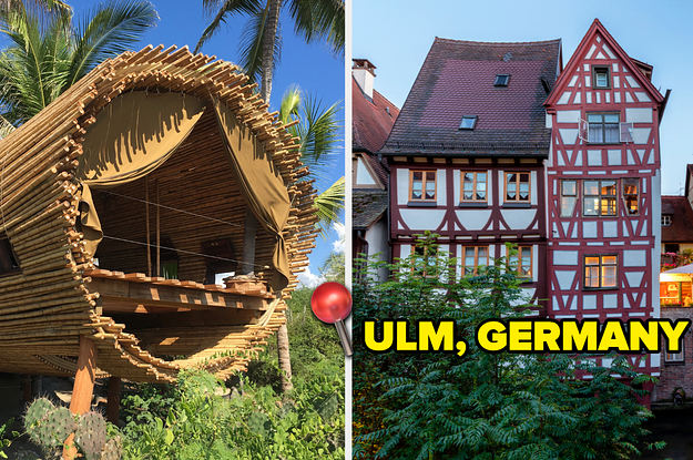 Forget Paris, Design A Tree House And We'll Give You An Underrated European City To Visit