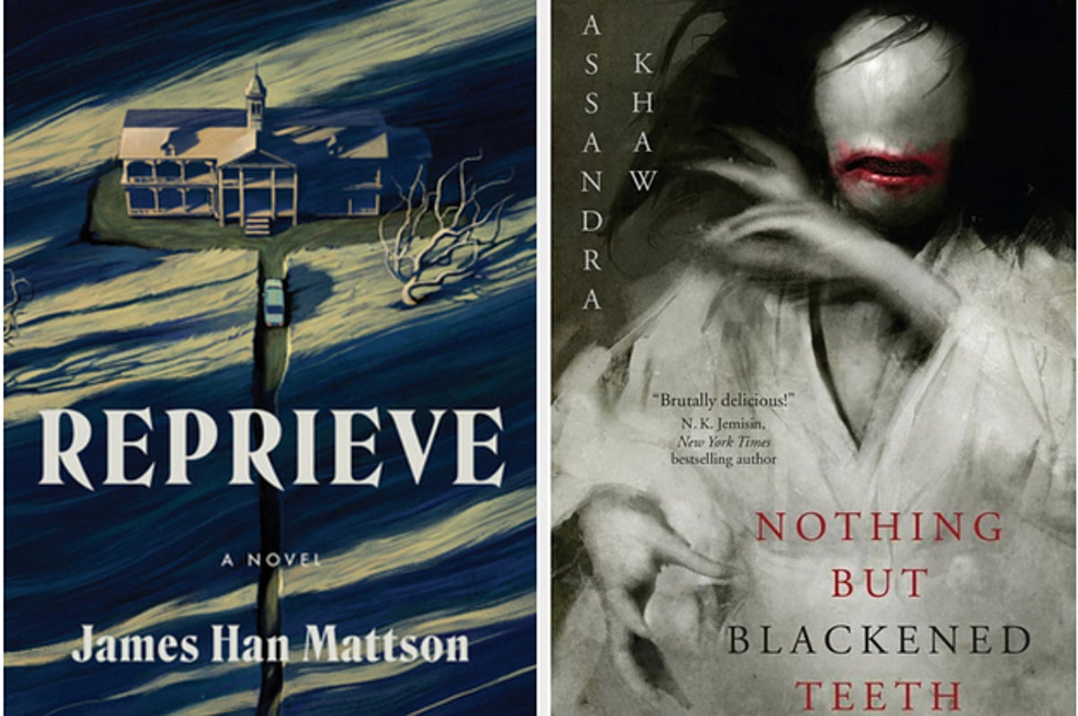 21 Deliciously Dark Horror Novels You'll Love