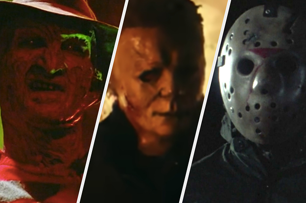 Freddy, Michael, Or Jason, Which Horror Icon Would Kill You?