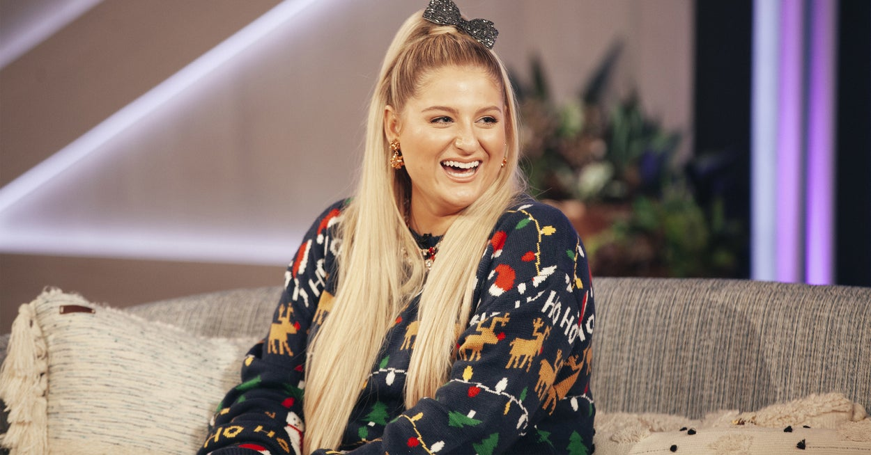 """Meghan Trainor Is Still Fully Committed To Having Double Toilets, Telling Jimmy Fallon: """"It's The Best Thing I Ever Did"""""""