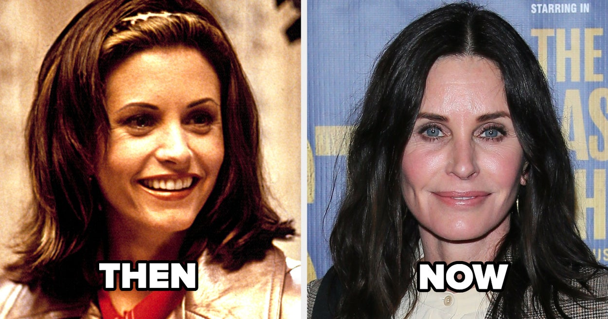 "10 ""Scream"" Photos Of The Cast 25 Years Ago Vs. Now"