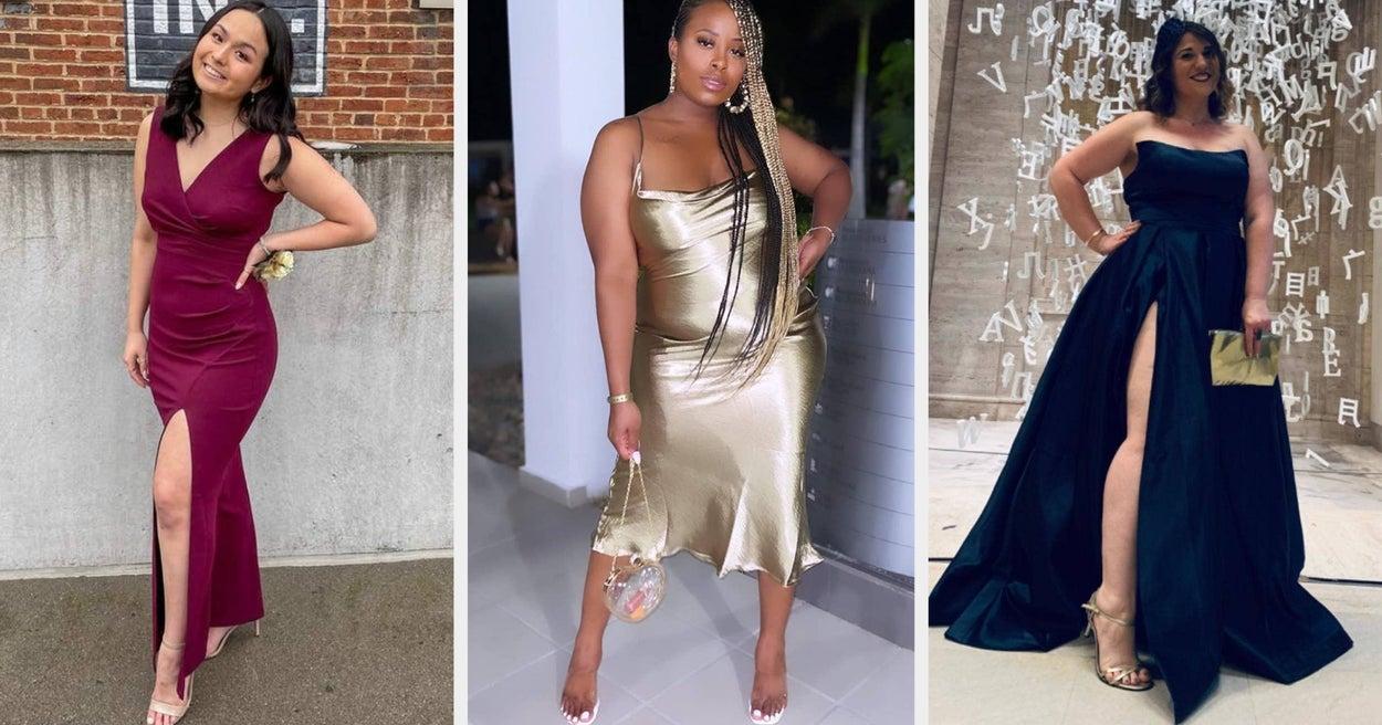 38 Lowkey Fancy Dresses For Semi-Formal Events