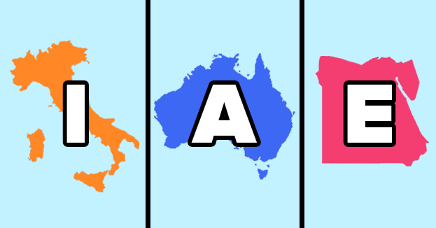 There Are 195 Countries In The World — Can You Name Them All By Letter They Start With?